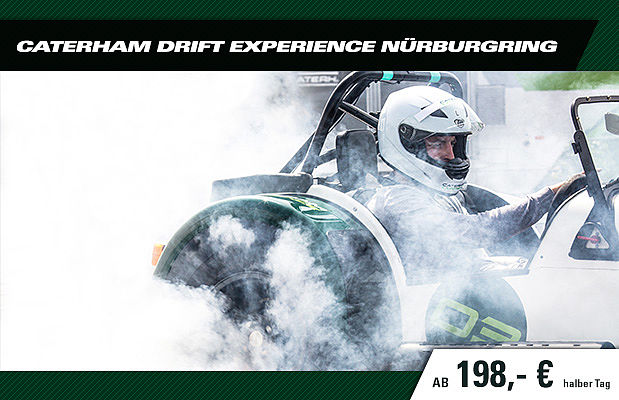 Caterham Drift Experience