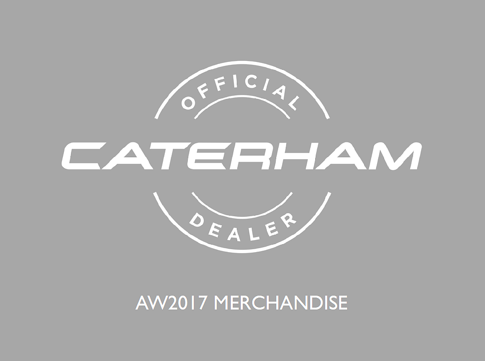 Caterham Merchandise